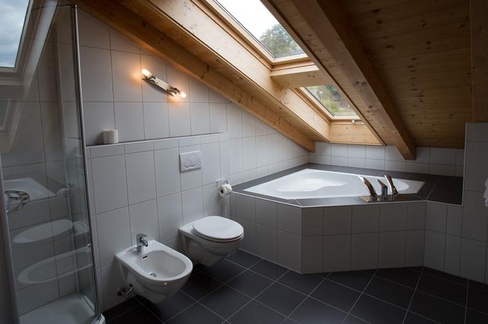 1001 Astuces Pour Amenager Une Petite Salle De Bain Avec Baignoire