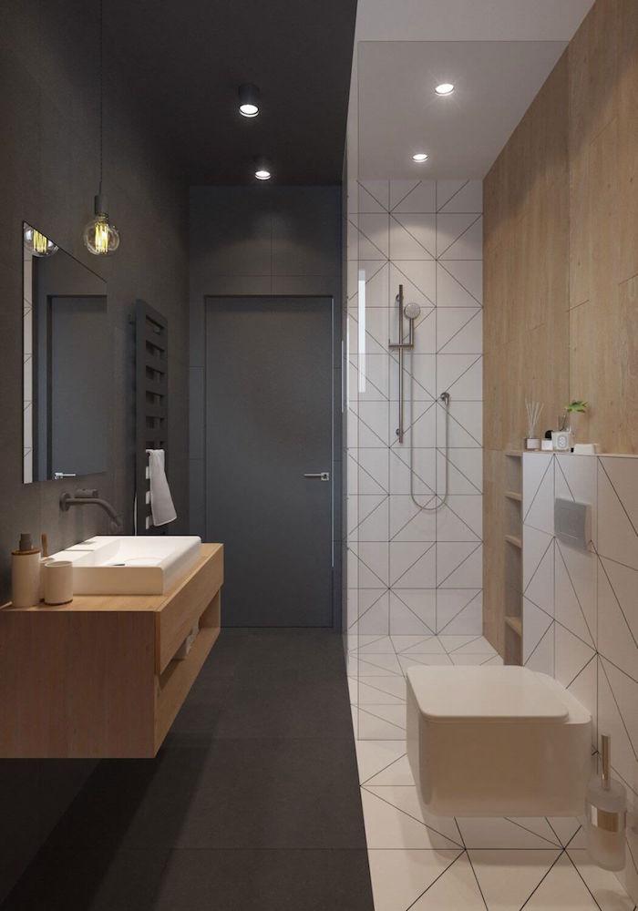 salle de bain scandinave