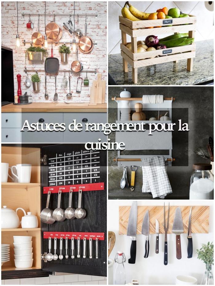 astuce rangement cuisine