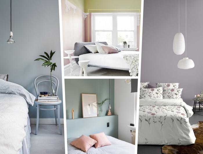 peinture chambre adulte moderne en 2021
