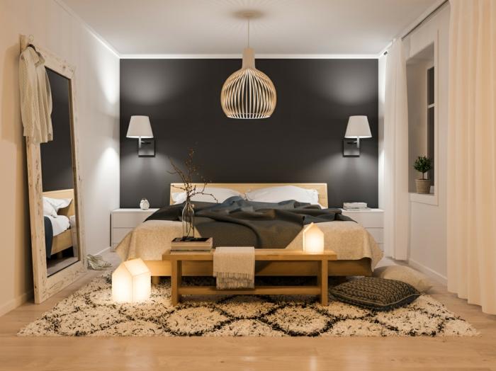 https archzine fr deco deco chambre reussir la peinture chambre adulte en 2 couleurs 2021