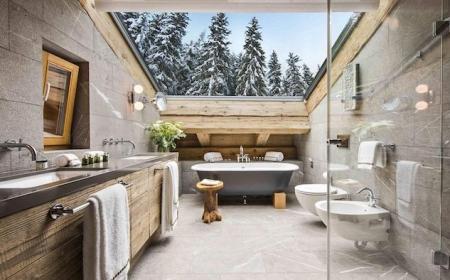 Les Meilleures Idees Pour Creer Une Salle De Bain Design