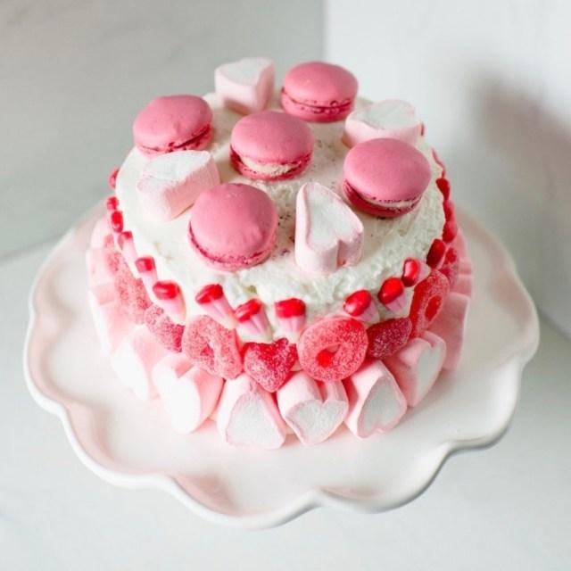 ▷ 1001 + modèles incroyables de gâteau Saint Valentin fait maison