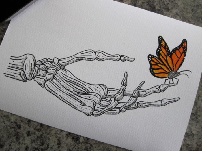 1001 Idees De Dessin De Papillon Pour S Inspirer Et Apprendre Comment Le Dessiner