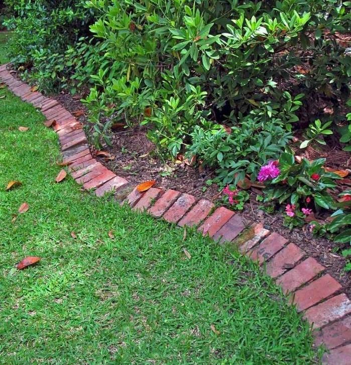 idees geniales de bordure de jardin