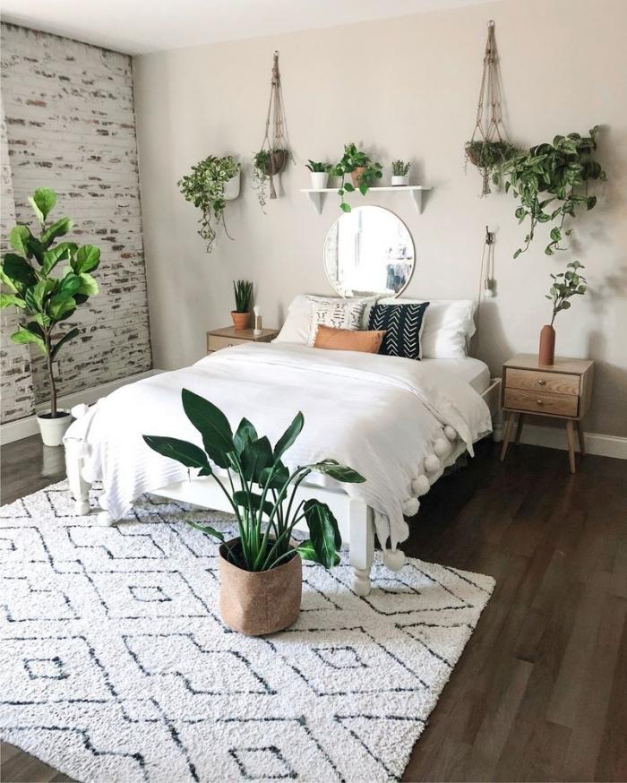1001 Idees De Deco Chambre Nature A Piquer Illico