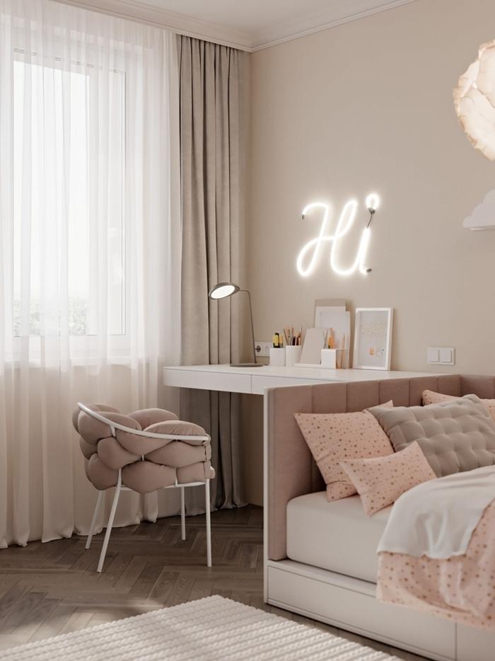 1001 Idees Deco De Chambre Pour Ado Fille Cocooning