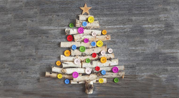 1001 Idee Per Alberi Di Natale Originali Tutorial Fai
