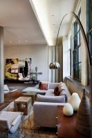 Wie ein modernes Wohnzimmer aussieht   135 innovative ...