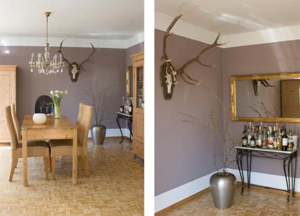 Entzuckend Taupe Wandfarbe F R Ihr Zimmer Gem Tlichkeit Schaffen Archzine Net Taupe  Wandfarbe