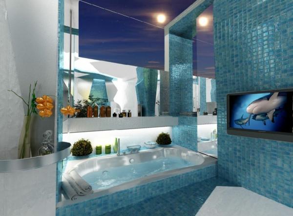 Badezimmergestaltung Ideen Seien Wir Kreativ