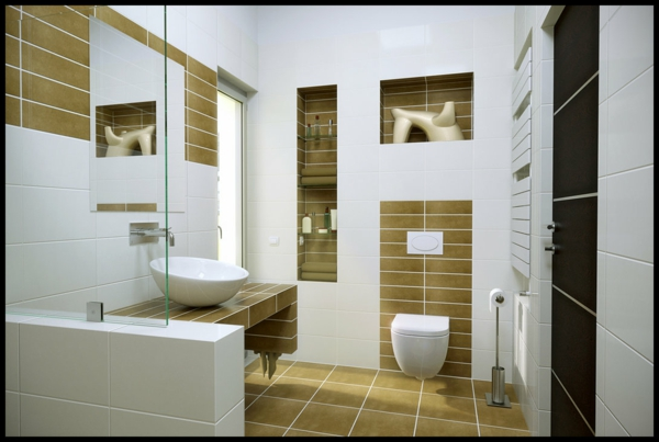 Moderne Badideen Für Fliesen!