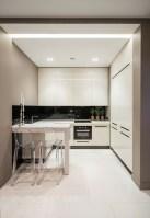 Weiße kleine Küche einrichten 30 Vorschläge   Archzine.net