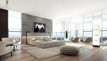 Modernes Schlafzimmer einrichten   99 schöne Ideen ...
