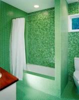 Badezimmer mit Mosaik gestalten 48 Ideen   Archzine.net