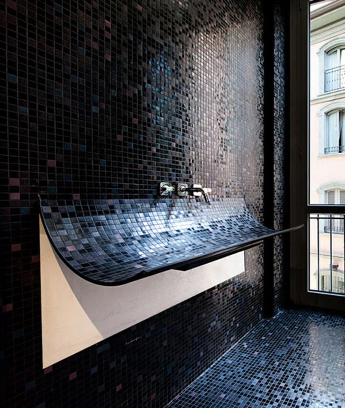 Badezimmer Mit Mosaik Gestalten 48 Ideen