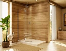120 moderne Designs von Glaswand Dusche   Archzine.net