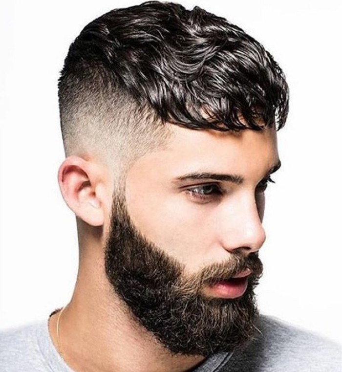 Aktuelle Frisuren