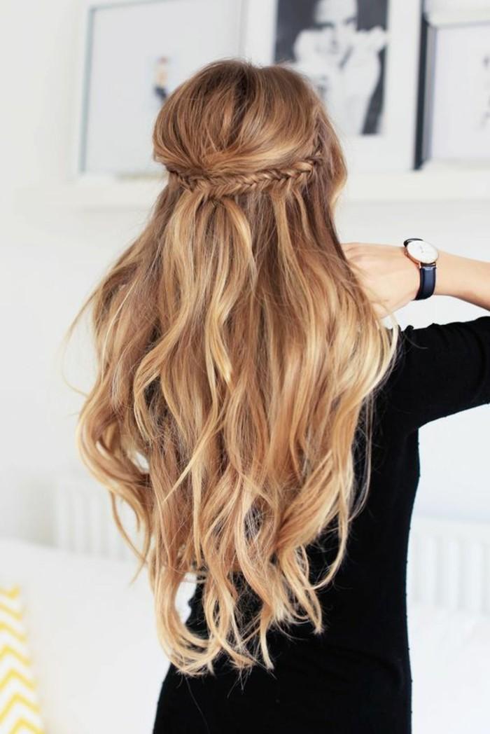 Einfache Frisuren Fur Den Alltag Mittellange Haare Drawing Apem