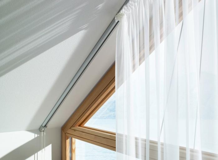 1001 Ideen F 252 R Dachfenster Gardinen Und Vorh 228 Nge