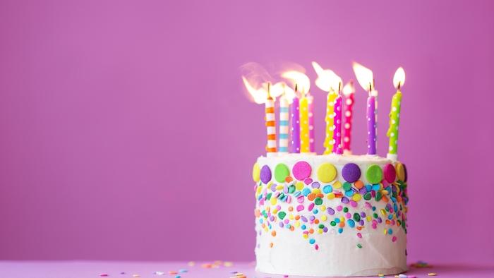 Folienballon Zum 61 Geburtstag Mit Sterne Und Luftballons