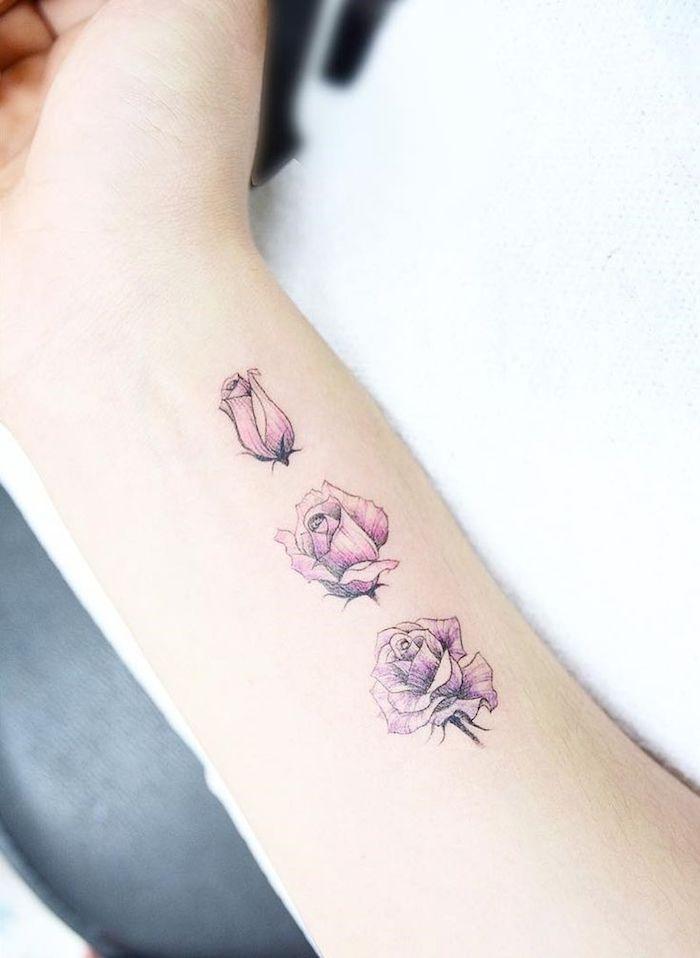 Kleine Tattoos 9 Schone Ideen Und Ihre Bedeutung Women S Health