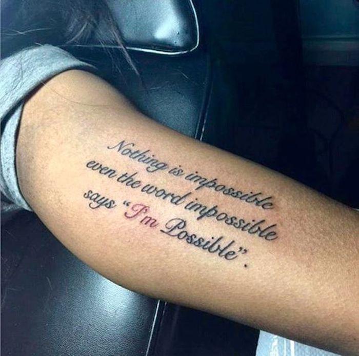 Inspirierende Tattoo Spruche Voller Weisheit Und Lehren