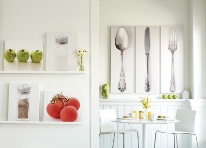 Wandgestaltung Küche Ideen Selber Machen - Drawing Apem