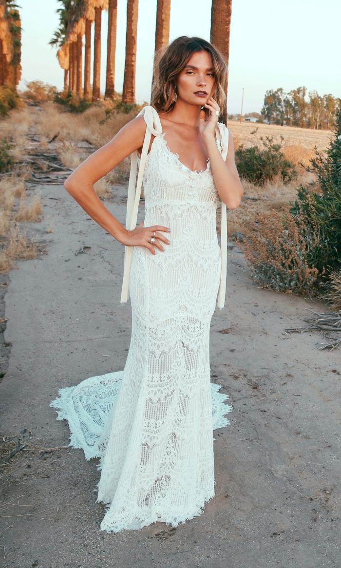 Boho Brautkleider Und Moderne Hochzeitsmode Brautgefluster