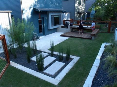 moderne gärten gestalten ▷  + ideen für moderne gartengestaltung zum genießen an