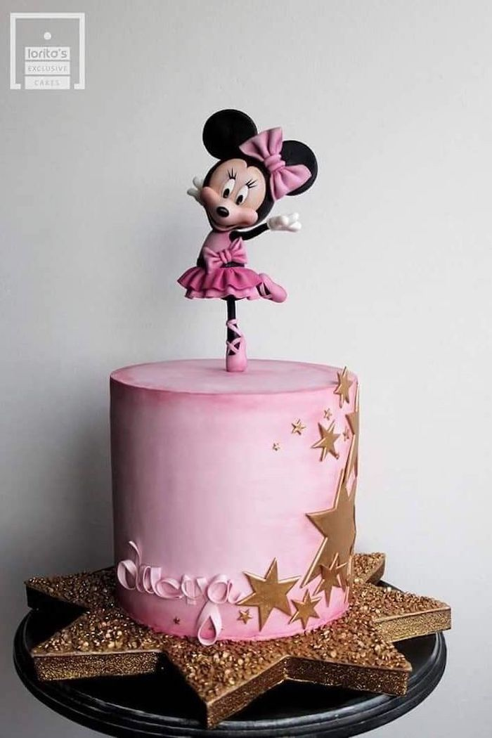 1001 Ideas For The Cutest Minnie Mouse Cake For Your Little One