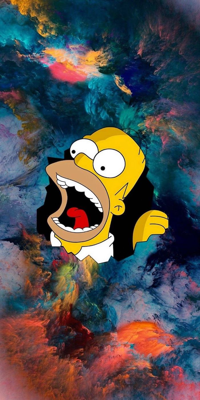 Lit Wallpapers Bart Simpson Weed Download Wallpapers On Jakpost