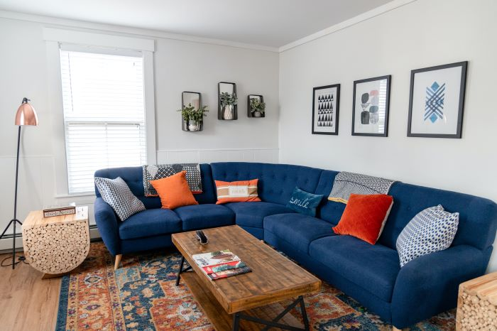 effective decor ideas for living room walls