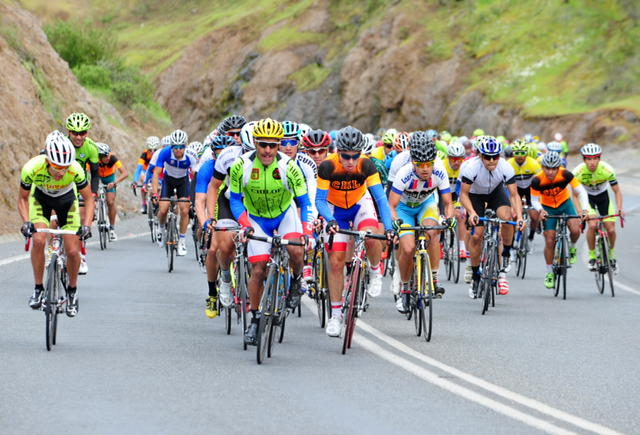 Ciclismo Ruta Linares 2016 Foto Bill Torres 2