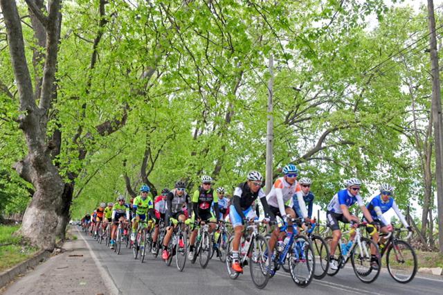 Ciclismo Ruta Linares 2016 Foto Bill Torres 4