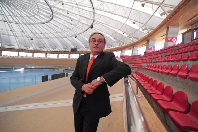 Enzo Monichi presidente Fecichile Foto Bill Torres