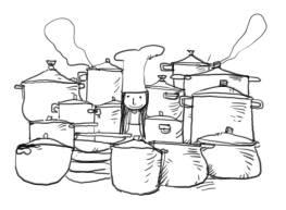 cucina romni