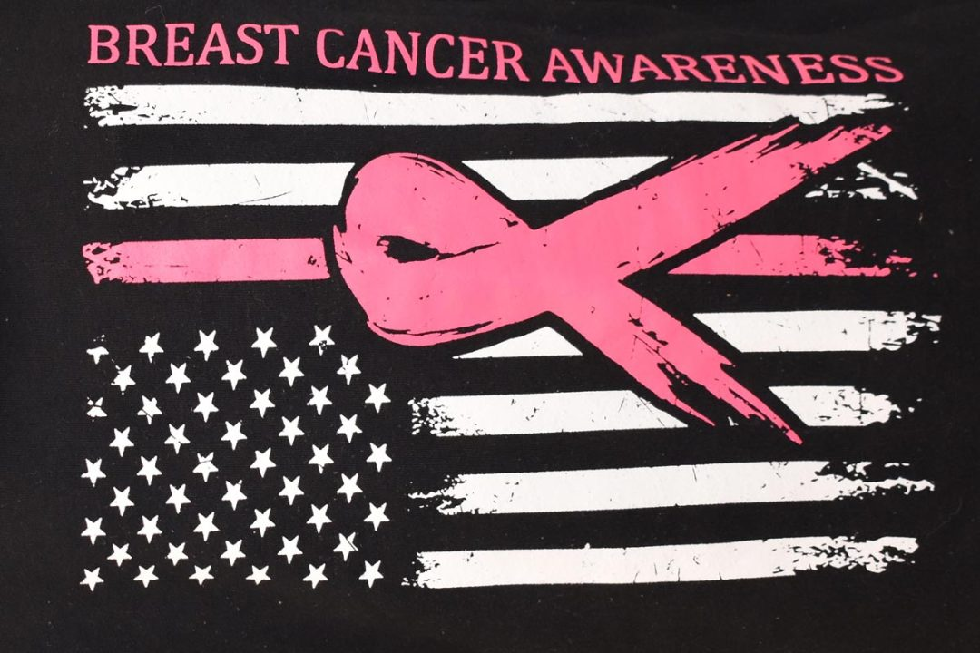 Breast Cancer Design - Screen Printing Services