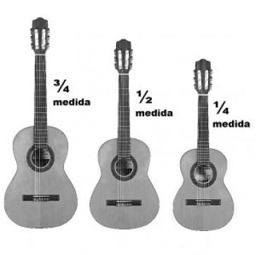 Guitarra Medidas
