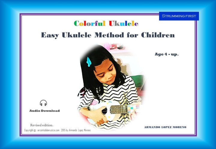 Easy Ukulele Method for Children