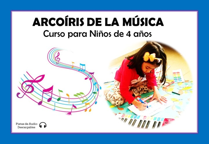 Arcoiris de la Música libro 1