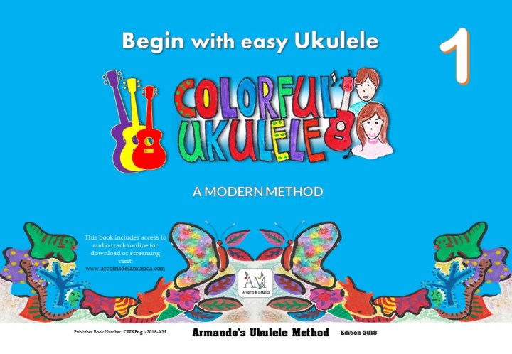 Colorful Ukulele Part 1