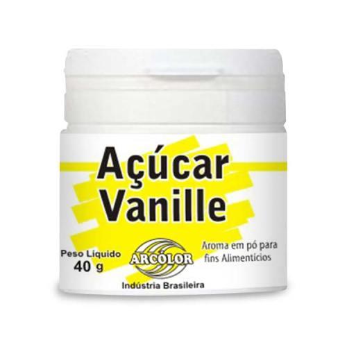 Açúcar Vanille