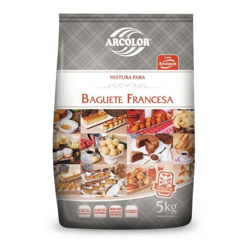 Mistura para Baguete Francesa