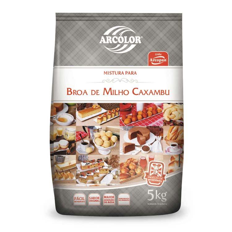 Mistura para Broa de Milho Caxambu