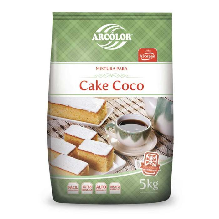 Mistura para Cake Coco