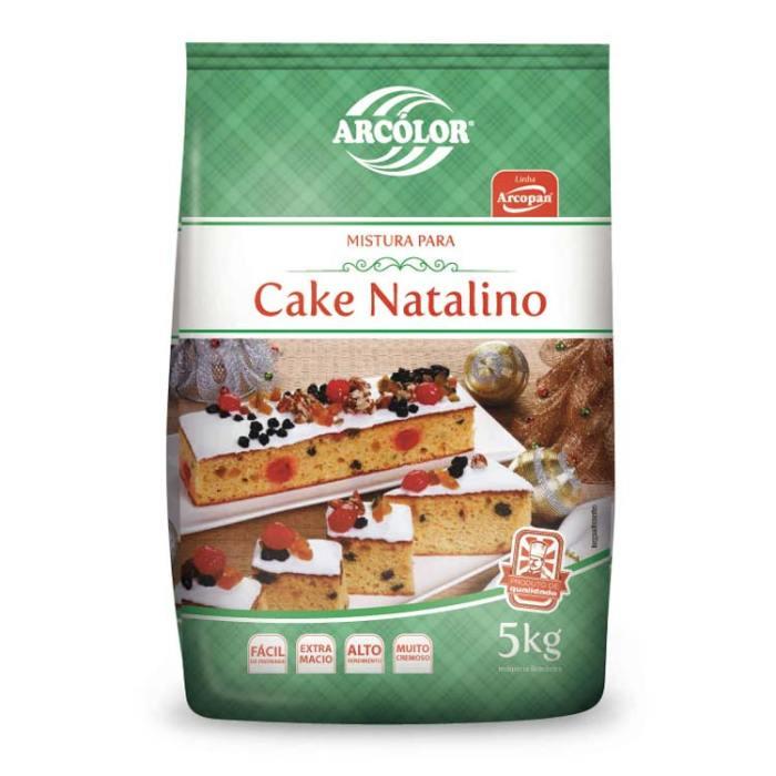 Mistura para Cake Natalino