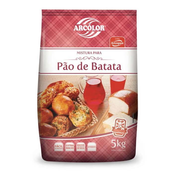 Mistura para Pão de Batata