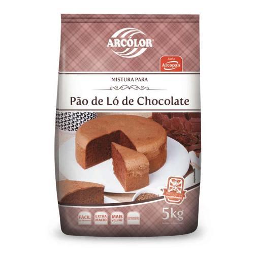 Mistura para Pão de Ló Chocolate