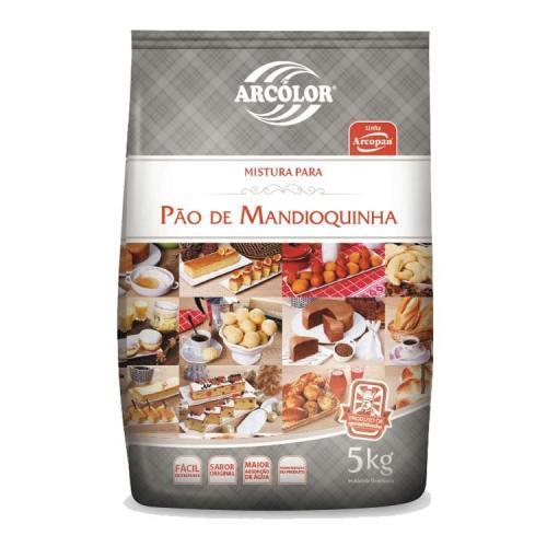 Mistura Pão de Mandioquinha
